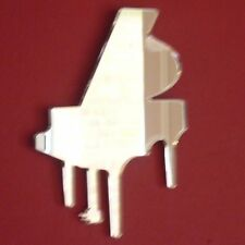 Piano Mirrors (3mm Acrylic Mirror, Several Sizes Available)