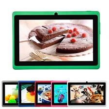 """Multi-color 7"""" Android 4.2 DUAL CAMERA DUAL CORE Tablet PC 4GB/8GB A23 Keyboard"""