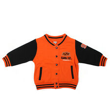 Colosseum Toddler's Freshman OSU Jacket Orange