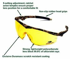 CREWS Mossy Oak Sun Safety Glasses (Forest Floor Camo Frame) FAST SHIPPING!