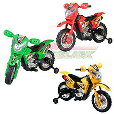 New 2014 Design Quality Kids 6V Electric Sport Force Ride on Motorbike Bike