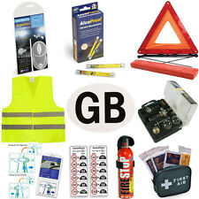 Legal Euro European Travel Kit For Driving In France With French Breathalysers