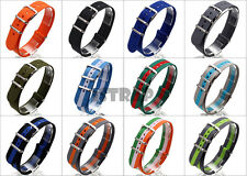 Premium Nylon Watch Band Strap Bonded For VICTORINOX SWISS ARMY 18mm 20mm 22mm