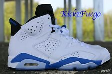 "Air Jordan 6 Retro "" SPORT Blue with  RECEIPT ALL sizes available"