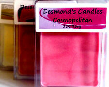 Desmond's Candles Homemade Drinks Scented 3 oz. Soy Wax Melts/Tarts/Bars