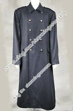 Doctor Gray Who Is The Dr Captain Jack Harkness Film Costume Grey Wool Coat Cool