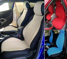 Mitsubishi ASX RVR & Outlander Sport VELOUR & SYNTHETIC Two Front SEAT COVERS