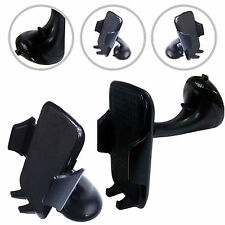 UNIVERSAL WINDSCREEN CAR MOUNT 360° HOLDER CRADLE HOLD FOR VARIOUS MOBILE PHONES