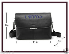 High Quality POLO Men's Leather Shoulder/Messenger Bag