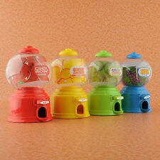Mini Candy Dispenser Machine Saving Bank Box Coin Child Xmas Party Gift