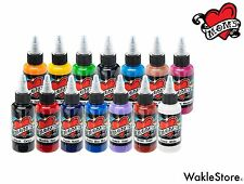INCHIOSTRO DA 30ml PER TATUAGGI MOM'S® Millennium Tattoo Ink 1oz