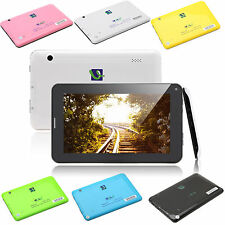 """7"""" IRULU Android 4.2 2G GSM Phablet Dual Core 8GB PhoneTablet PC WiFi Bluetooth"""