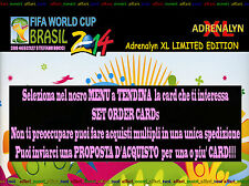 PANINI Fifa World Cup Brazil 2014  Adrenalyn XL LIMITED EDITION GOOD