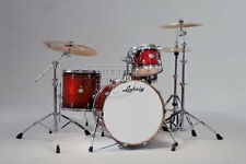 """Ludwig Element ALL-BIRCH """"ICON"""" Drum Set Lacquer Finish - SHELL PACK"""