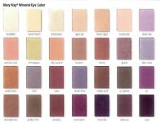 NEW* MARY KAY Mineral Eye Shadows; Various Colors; You Choose Your Shade