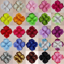1000PCS Silk Rose Flower Petals Leaves Wedding Party Table Decorations New