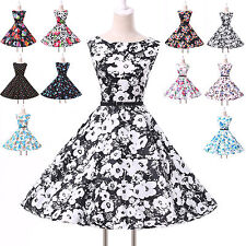 FREE SHIP CHEAP Vintage 1950s Rockabilly GOWN Dance Swing Pin up Evening Dress