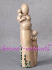STATUE Figurine - GODDESS & Divine Mother - Gypsum Cement Carving Stone
