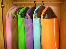 GT Dress Clothes Garment Bags Dust Proof Travel Storage Protector Container US 1