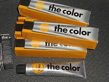 Paul Mitchell-the color-Permanent cream hair color for BLondes.  U pick colors.