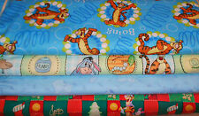 *POOH & TIGGER* SCRUB TOPS Group1, SIZES XS-2X, Larger Sizes Avail, YOUR CHOICE