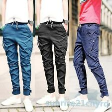 2014 Mens Casual Harem Baggy HIP-HOP Dance Jogger Sport Sweat Pants Trousers