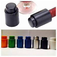 Wine Bottle Stopper Plug With Vacuum Seal Winery Sealer Top Airless Saver Fresh
