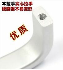 Aluminum Alloy Cabinet Bathroom Kitchen Cupboard Drawer Door Knob Handle Grip
