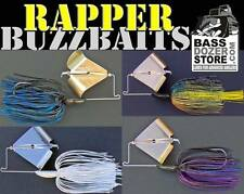 RAPPER Buzzbaits. Free KVD Trailer Hook. FREE Twin Tail Trailers
