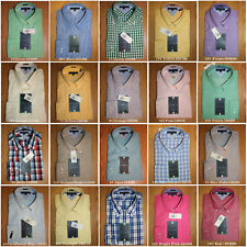 Tommy Hilfiger/Calvin Klein/Michael Kors,Men's Dress Shirts,Long Sleeve.