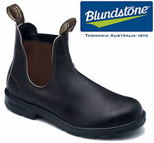 Blundstone 500 - Brown  Soft Toe Boots - Brand New - All Sizes