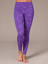 NEW KARI TRAA PULP PURPLE BUTTERFLY PANT TROUSER FOR FITNESS RUNNING