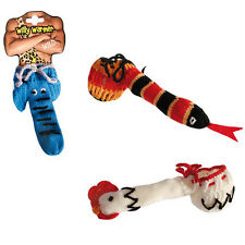 3 STYLES KNITTED ANIMAL WILD WILLY WARMER MENS NOVELTY NAUGHTY GIFT