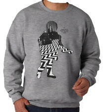 THE BIRDS sing sweatshirt. Inspired by the cult TV series Twin Peaks,