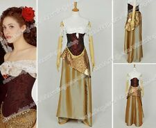 The Phantom Of The Opera Cosplay Christine Daaé Costume Dress Skirt Sexy Luxury