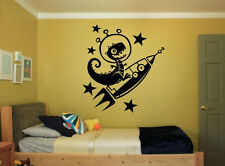 Dinosaur sticker decal kids room decor animals space large bedroom wall diy big