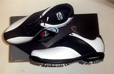 Callaway Hyperbolic Women's WIDE Golf Shoes NIB White/Black Various Sizes W435