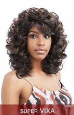 SUPER VIXA BY VANESSA FIFTH AVENUE COLLECTION SYNTHETIC LONG CURLY WIG