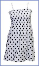 NEW!!! OVS GIRLS POLKA DOT SUMMER STRAPPY SUN DRESS , AGES 2-8 YEARS AVAILABLE