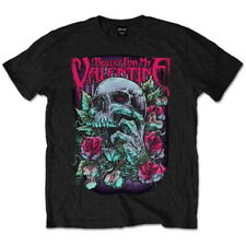 Bullet For My Valentine 'Skull Red Eyes' T-Shirt - NEW & OFFICIAL!