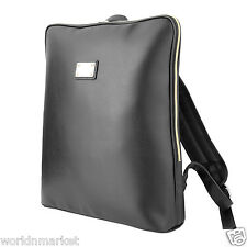Backpack Laptop Faux Leather Bags School Bookcase Notebook Luggage Briefcase