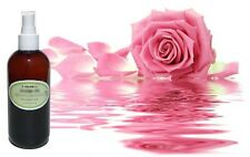 Premium Pure Rose Water Skin Face Facial Toner Cleanser Comes with a Sprayer!