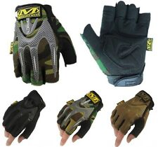 MECHANIX M Pact Half finger Gloves Army Protective Racing shooting Game Glove