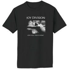 LOVE WILL TEAR US APART JOY DIVISION SHIRT unknown pleasures ian curtis
