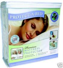 Protect-a-Bed PREMIUM mattress protector fights allergies, dust-mites. full XL