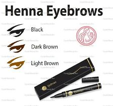 Henna Eyebrows Natural Temporary Tattoo Pen with pure henna - 3 shades available