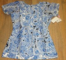 KOI 246PR ROP Sale Brand New Print Top Medical Uniforms Scrubs NWT GIFT
