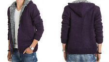 Fashion Men Sports Hooded Sweater Plus Velvet Long Sleeve Zipper Lapel Cardigan