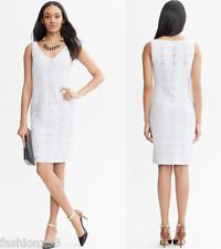 Banana Republic White Lace Dress Sizes 0,2,4,6