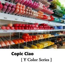 NEW Too Copic Ciao Markers Pen [ Y Color Series ] Free Shipping Japan f/s draw